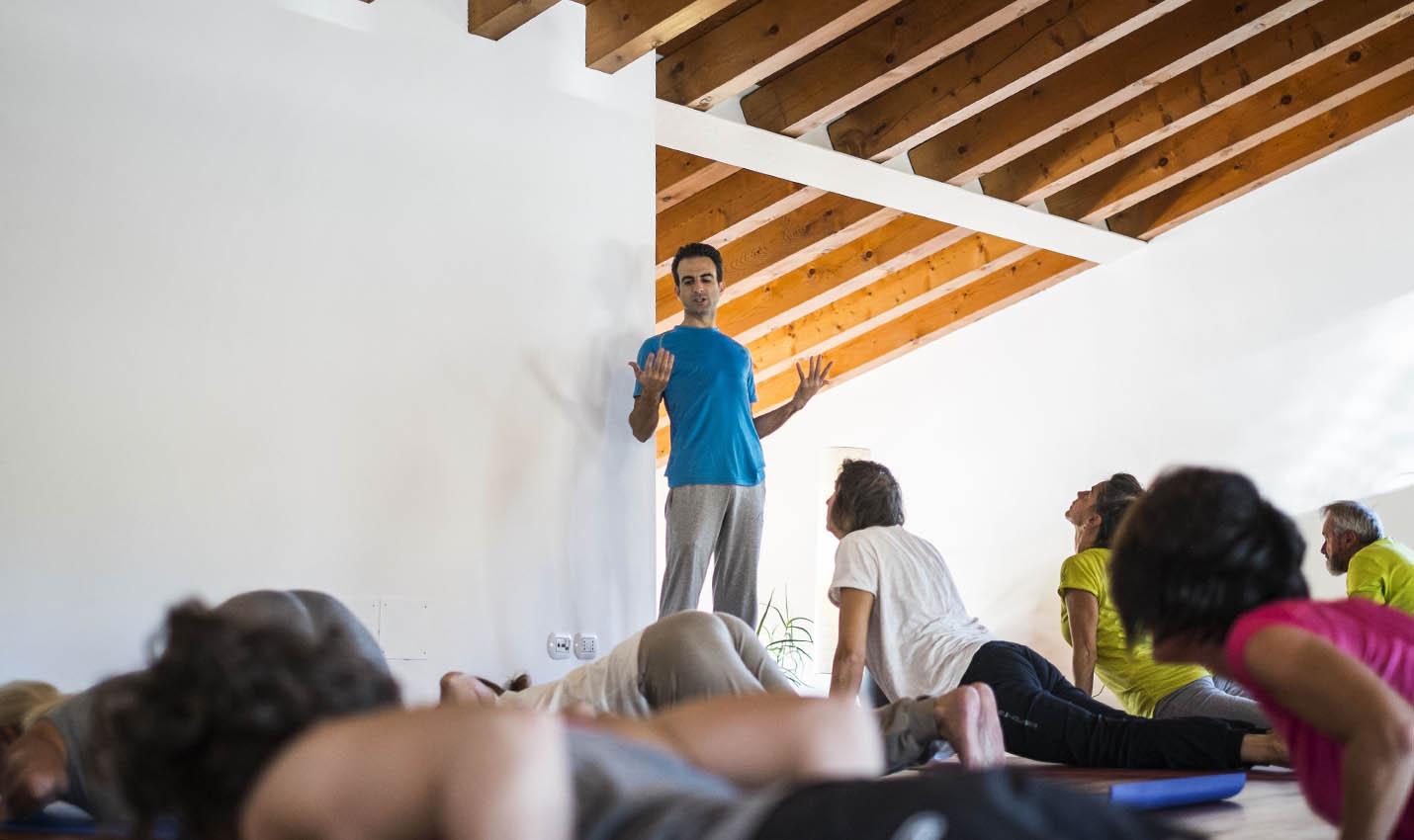 Mahat Yoga - Inizio corsi anno 2017/18