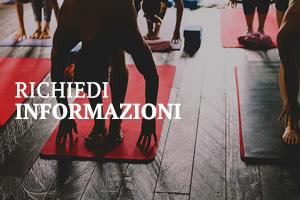 Mahat Yoga - Richiesta informazioni